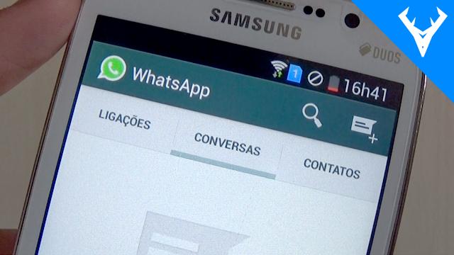 Ligações no Whatsapp