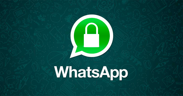 Whatsapp-cadeado