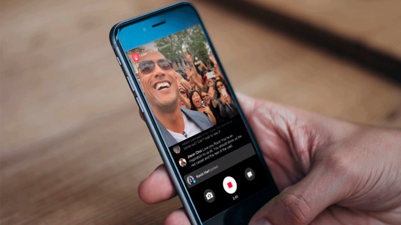Facebook libera transmissão AO VIVO para Android