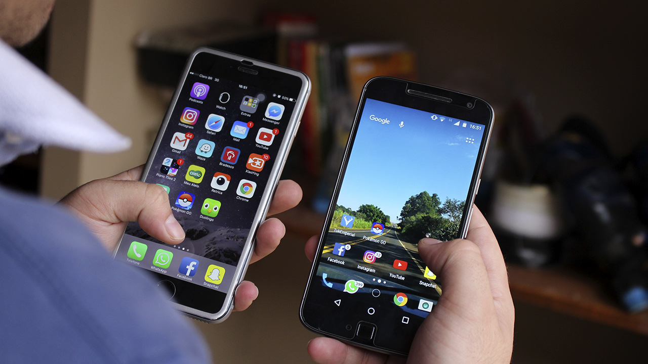 Moto G 4 Plus vs Iphone 6 Plus – Comparativo | Pode se surpreender!