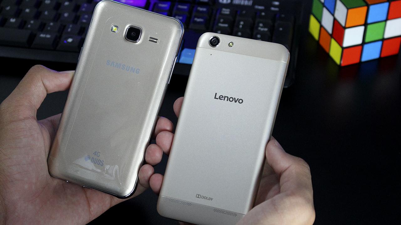 Vibe K5 vs Galaxy J5 – Comparativo   Qual melhor?