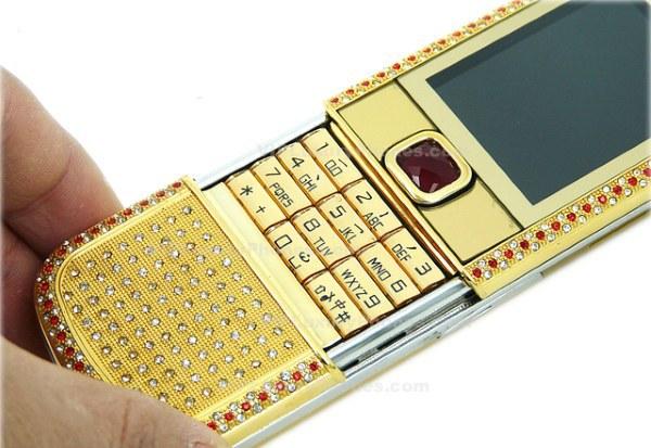 Os celulares mais caros do mundo