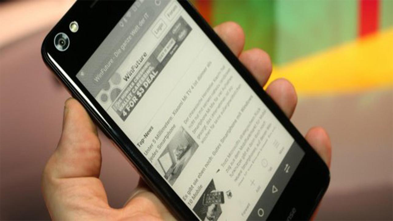 Smartphone de duas telas da HiSense é anunciado