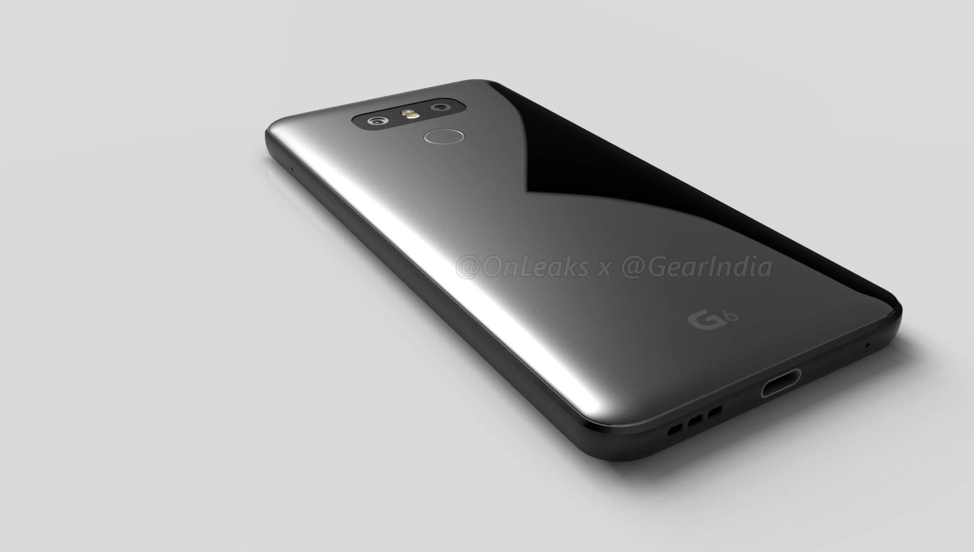 Foto do painel frontal do LG G6 surge na web e mostra detalhes da parte frontal
