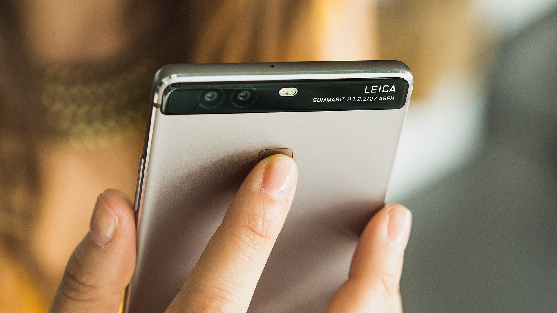 Modificação adiciona botão de gravação de chamadas ao Huawei P10 e P10 Plus