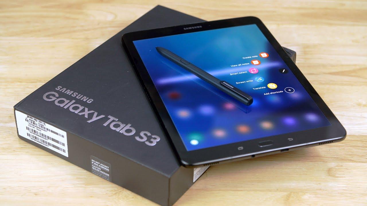 Especificações do Galaxy Tab S4 vazam antes do anúncio na MWC 2018