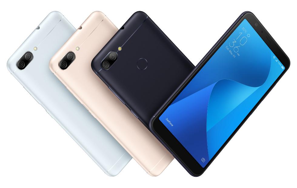 Asus anuncia Zenfone Max (M1) com tela de proporção 18:9 e bateria de 4000mAh