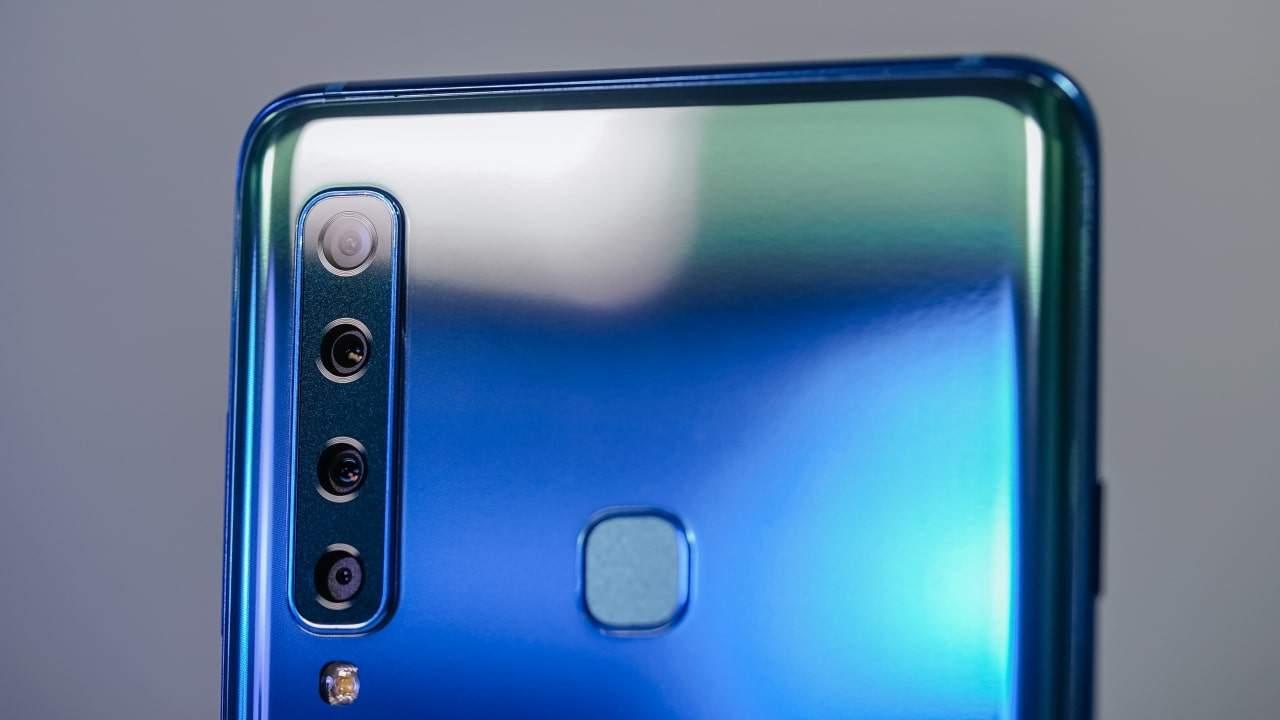 Samsung anuncia Galaxy A9 com quatro câmeras e preço assustador