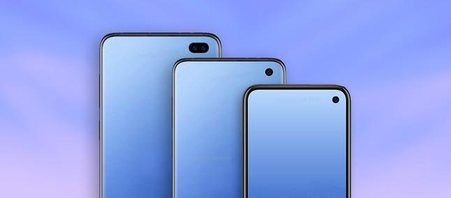 Samsung deve abandonar o nome Plus para o Galaxy S10 com tela maior