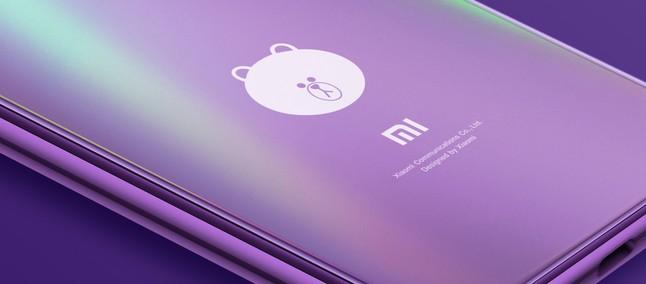 Xiaomi lança Mi 9 SE com tema de adesivos do Line