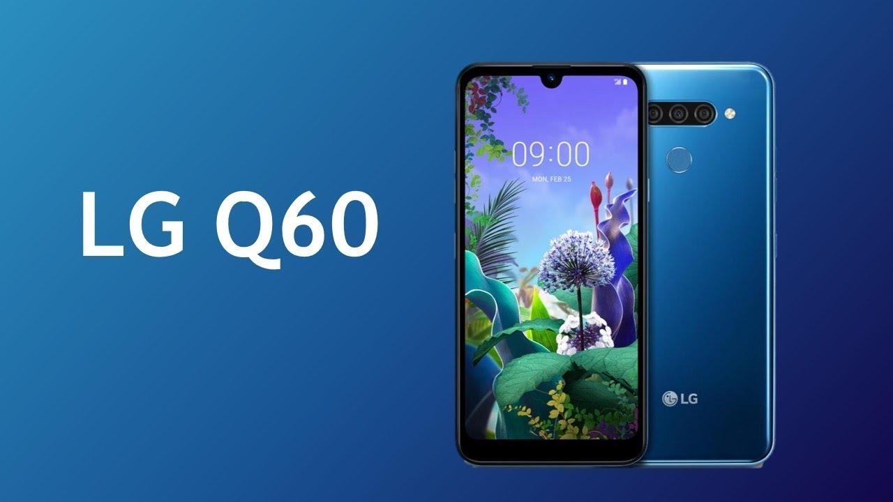 Com câmera tripla e recursos de áudio 3D, LG lança Q60 na Europa
